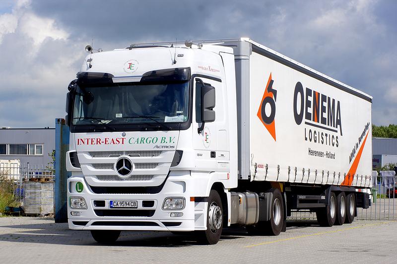 Inter-East Cargo BV, Sofia (BU), 2014