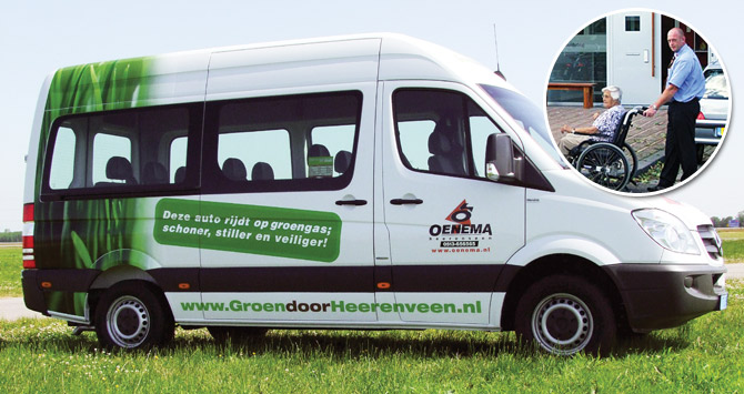 Oenema Transport, Nederland, 2007