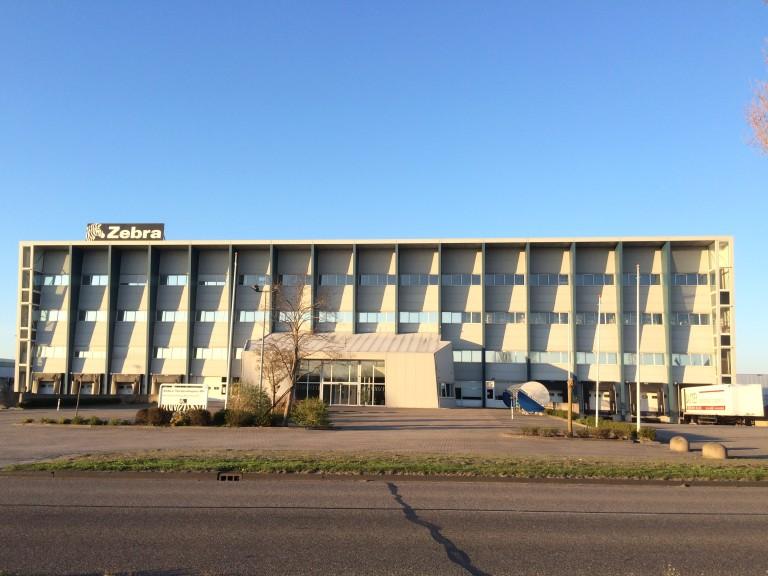 Xerox, Heerenveen (NL), 1996-2001