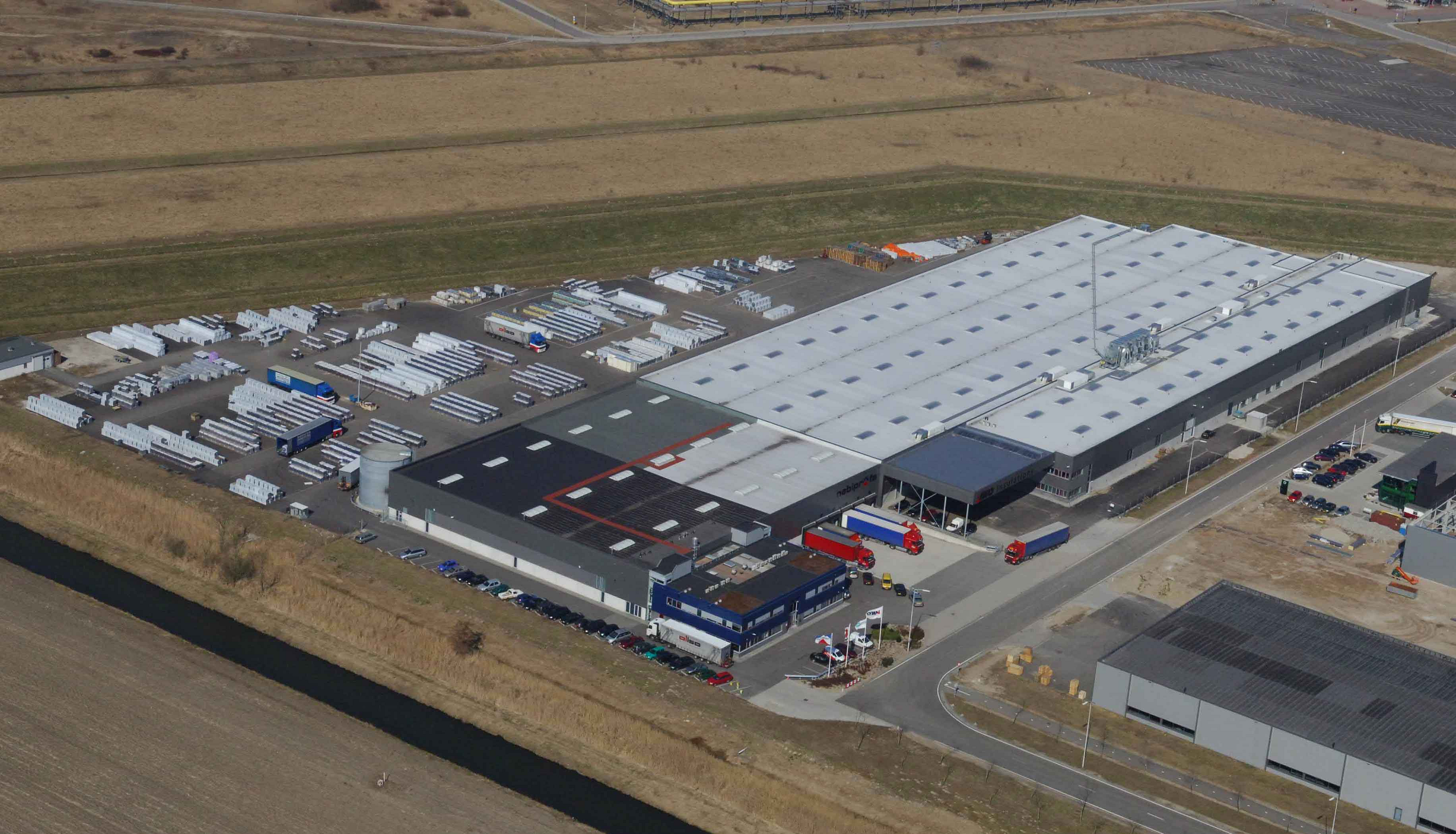 IKO Insulations BV, NL- Klundert